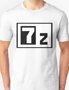 7-Zip Unisex T-Shirt