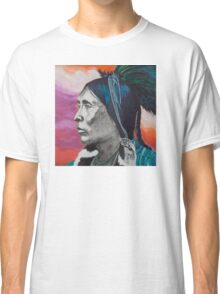 Nickel Icon - Indian Chief Classic T-Shirt