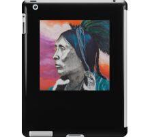 Nickel Icon - Indian Chief iPad Case/Skin