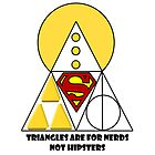 Triangles Are For Nerds... by sherlawkwardfox