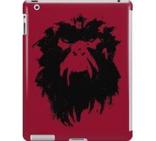 12 Monkeys - Terry Gilliam - Wall Drawing Black iPad Case/Skin