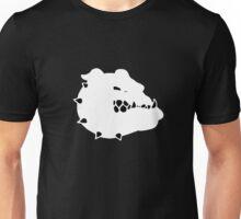 angry tough black bullgog Unisex T-Shirt