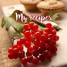 My Recipes - Xmas Mince Pie by garigots