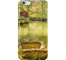 All aboard The Jollyboat iPhone Case/Skin