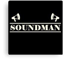 Wonderful Soundman Canvas Print
