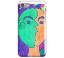 Color Me Happy - by Nadia iPhone Case/Skin