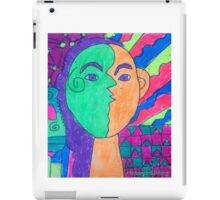 Color Me Happy - by Nadia iPad Case/Skin
