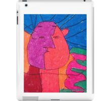 Two Faced - By Colin iPad Case/Skin
