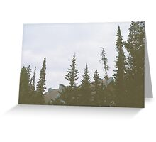 banff Greeting Card