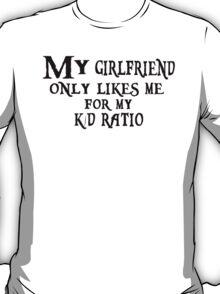 K/D Ratio T-Shirt
