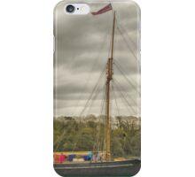 Tall Ship Bessie Ellen iPhone Case/Skin