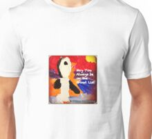 Who's on the Good List? - by Colin Unisex T-Shirt