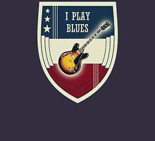 I play blues Unisex T-Shirt