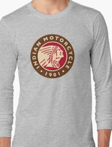 INDIAN MOTORCYCLES (2) Long Sleeve T-Shirt