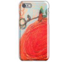 Nadia's Sunny Pumpkin Patch  iPhone Case/Skin