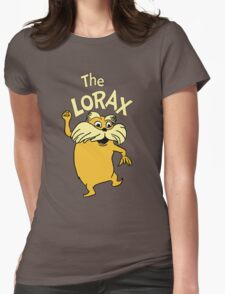 The Lorax Womens Fitted T-Shirt