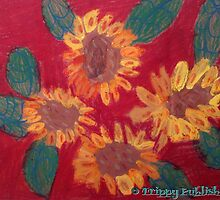 Lola's Sweet Sunflowers by Trippy Publishing