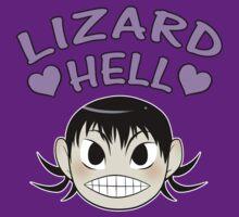 Midousuji Akira - LIZARD HELL by Wynt