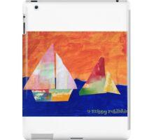 Sail Away - by Nadia iPad Case/Skin