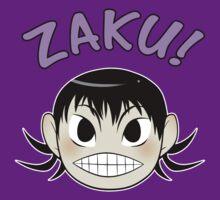 Midousuji Akira - ZAKU! by Wynt