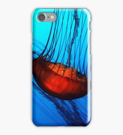 """""""Sea Nettle"""" iPhone Case/Skin"""
