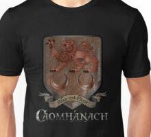 Caomhánach Rusty Shield Unisex T-Shirt
