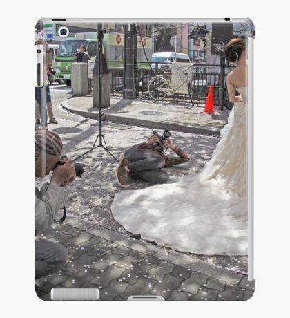 Cherry Blossom Wedding iPad Case/Skin