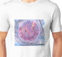 The Whole World Smiles - by Colin Unisex T-Shirt