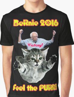 Kitten Victory 2016 Graphic T-Shirt