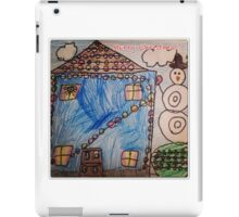 Home for the Holidays - by Nadia iPad Case/Skin