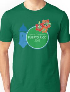 Puerto Rico Special Convention 2016 Unisex T-Shirt