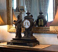 Lady of the Clock by ziziail