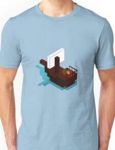 Lonley Ship Unisex T-Shirt