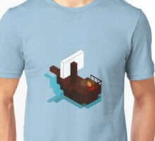 Lonley Ship Unisex T-Shirt