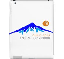 Chile Special Convention 2016 iPad Case/Skin