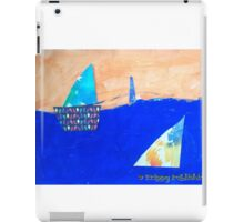 Let's Set Sail - by Colin iPad Case/Skin