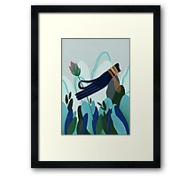 Lotus Magic 03 Framed Print