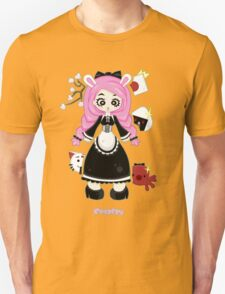 Cosplay Girl by Lolita Tequila Unisex T-Shirt