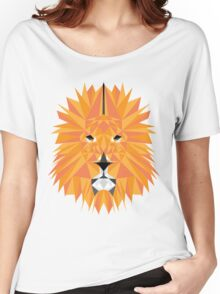 Radiant Lion Women's Relaxed Fit T-Shirt