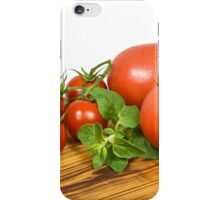 Tomatoes iPhone Case/Skin