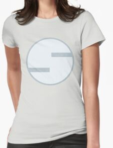 skyland the sphere symbol Womens Fitted T-Shirt