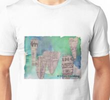 Abundant Love - by Colin Unisex T-Shirt