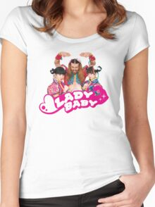 LadyBaby  Women's Fitted Scoop T-Shirt