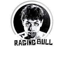 Raging Bull Photographic Print