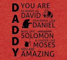 Daddy You Are (Bible) Tri-blend T-Shirt