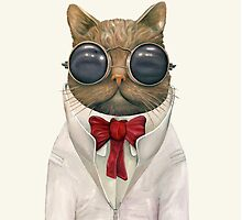 Classy Cat by jwelsh97