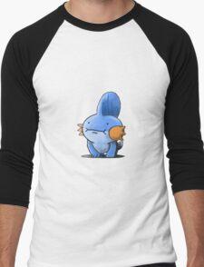 Mudkip: Such Kawaii Men's Baseball ¾ T-Shirt