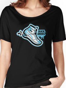 Slick Shoes Women's Relaxed Fit T-Shirt