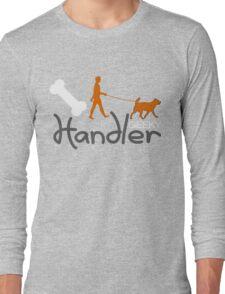 Geeky Handler Long Sleeve T-Shirt