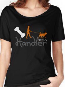 Geeky Handler Women's Relaxed Fit T-Shirt